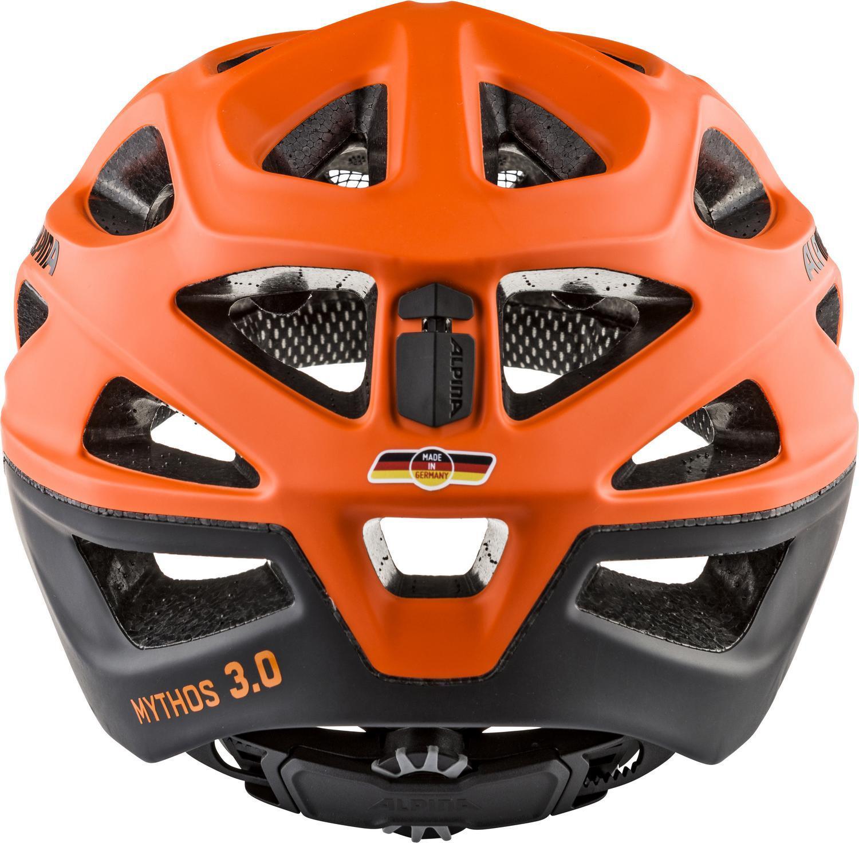 alpina mythos 3 0 l e helmet orange black online bei. Black Bedroom Furniture Sets. Home Design Ideas